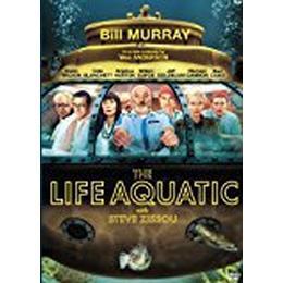 The Life Aquatic with Steve Zissou [DVD]